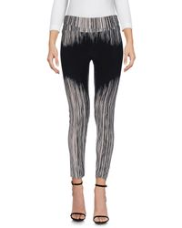 Norma Kamali | Black Leggings | Lyst