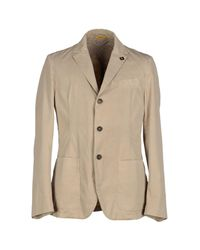 Roy Rogers - Natural Blazer for Men - Lyst