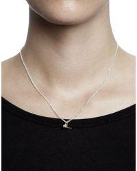 Maya Magal - Metallic Necklace - Lyst