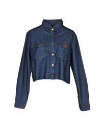 Haikure - Blue Denim Outerwear - Lyst