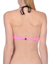 DSquared² - Purple Bikini Top - Lyst
