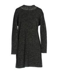 Crea Concept Black Short Dress