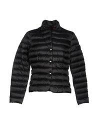 Peuterey - Black Down Jacket - Lyst