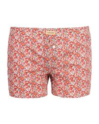 DSquared² - Red Boxer for Men - Lyst