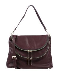 Christian Lacroix - Purple Handbag - Lyst