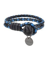 Bottega Veneta - Black Bracelet - Lyst