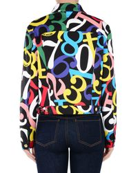 Love Moschino - Black Jackets - Lyst