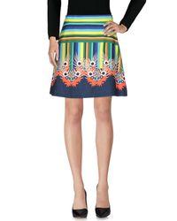 SINDISO KHUMALO | Green Knee Length Skirt | Lyst