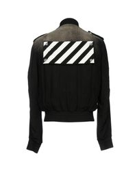 Off-White c/o Virgil Abloh Black Jacket