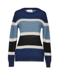 Ainea - Blue Sweater - Lyst
