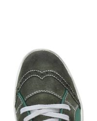 Primabase - Green High-tops & Sneakers for Men - Lyst