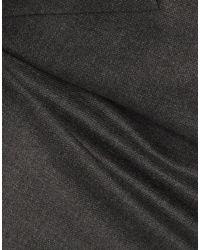 Vionnet - Gray 3/4 Length Skirt - Lyst