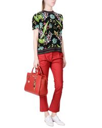 Love Moschino - Red Handbag - Lyst