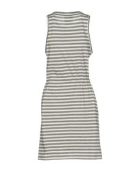 Cheap Monday - White Short Dress - Lyst