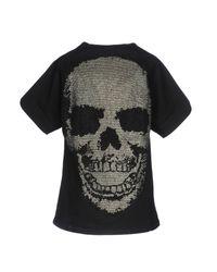 Philipp Plein - Black Denim Shirt for Men - Lyst