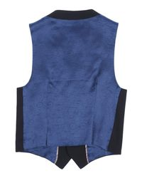 Paul Smith - Blue Vest for Men - Lyst
