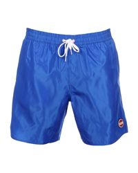 Colmar - Blue Swim Trunks for Men - Lyst