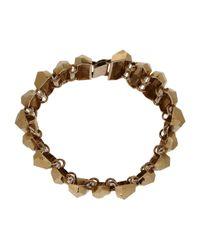 Roberto Cavalli - Metallic Necklace - Lyst