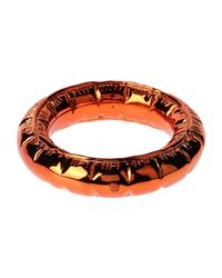 MM6 by Maison Martin Margiela - Brown Bracelet - Lyst