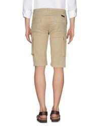 Brian Dales - Natural Bermuda Shorts for Men - Lyst