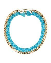 Aurelie Bidermann - Blue Necklaces - Lyst