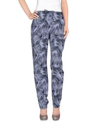 Tomas Maier - Black Casual Trouser - Lyst