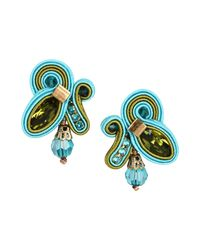 Dori Csengeri - Multicolor Earrings - Lyst