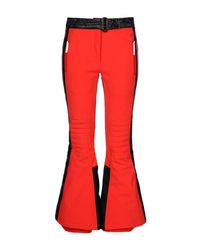 Adidas By Stella McCartney - Black Ski Pants - Lyst