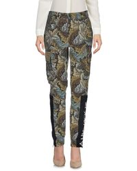 Marc By Marc Jacobs - Multicolor Casual Pants - Lyst