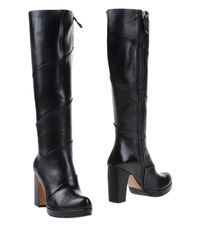 Audley - Black Boots - Lyst