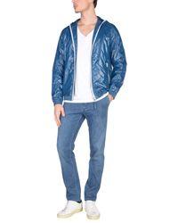 Duvetica - Blue Down Jacket for Men - Lyst