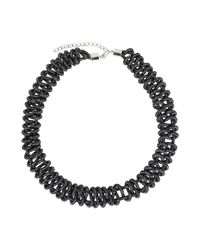 Jolie By Edward Spiers - Gray Necklace - Lyst