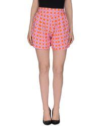 Compañía Fantástica - Pink Shorts - Lyst