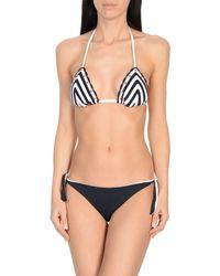 Twin Set Blue Bikini