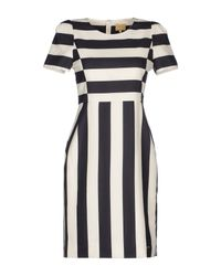 Miss Sixty | Blue Short Dress | Lyst