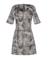Antipodium | Black Short Dress | Lyst
