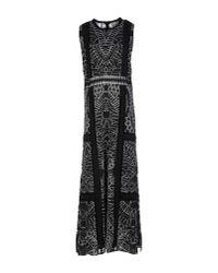Sea - Black Long Dress - Lyst