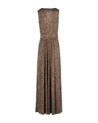MICHAEL Michael Kors - Multicolor Long Dress - Lyst