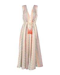 Antik Batik - White Long Dress - Lyst