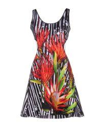 Clover Canyon   Black Short Dress   Lyst