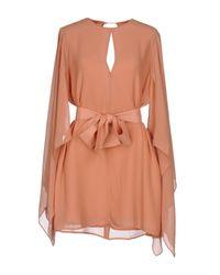 Keepsake | Multicolor Short Dress | Lyst