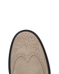 Hogan - Natural Lace-up Shoe for Men - Lyst