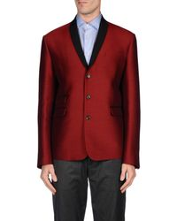 DSquared² - Purple Blazer for Men - Lyst