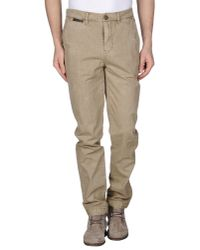 Red Soul - Natural Casual Trouser for Men - Lyst