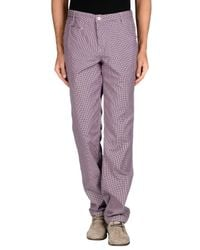 U.S. POLO ASSN. - Multicolor Casual Trouser for Men - Lyst