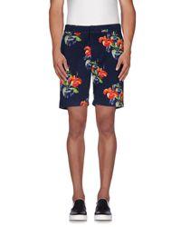 Dickies | Blue Bermuda Shorts for Men | Lyst