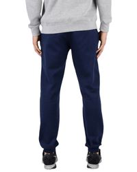 Le Coq Sportif - Blue Casual Pants for Men - Lyst