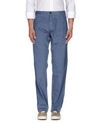 Barbour - Blue Casual Trouser for Men - Lyst