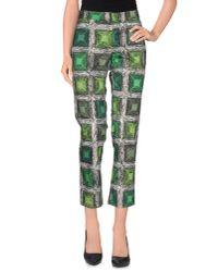 Jo No Fui - Green Casual Pants - Lyst