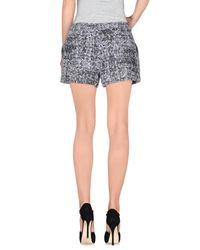 Proenza Schouler - Black Shorts - Lyst